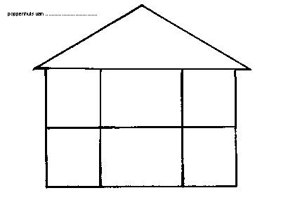 Tekening Van Huis Kleurplaat Huis Van De Toekomst With Tekening Van